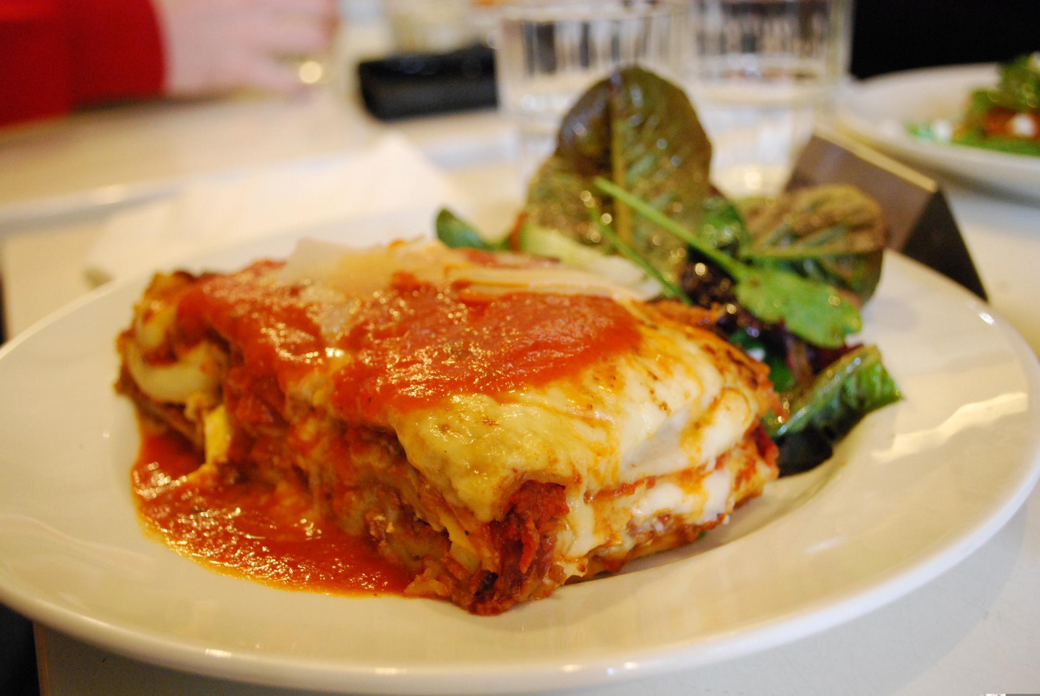 Buffet italien - Lasagnes